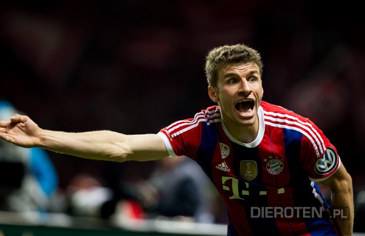 Mueller ratuje 3 punkty!  Borussia-Park w końcu zdobyta!