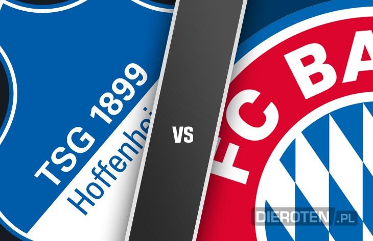 Misja Bundesliga: Bayern z wizytą w Sinsheim