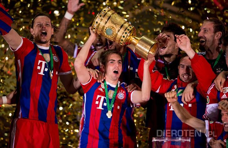 Bayern z dubletem! Leverkusen rozbite 4:2!