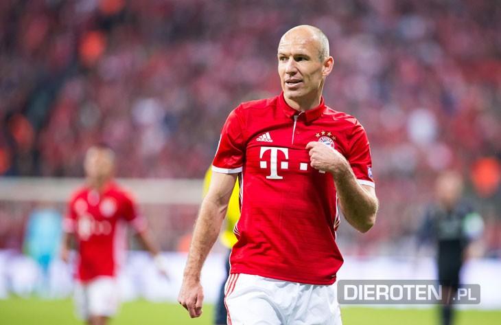 Oficjalnie! Robben kończy karierę!