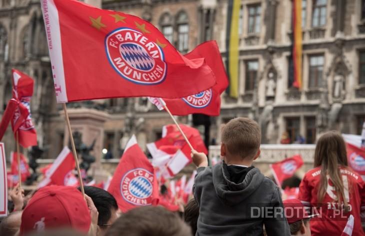 """Zapomnieć o przeszłości: Bayern jedzie do stajni """"Źrebaków"""""""