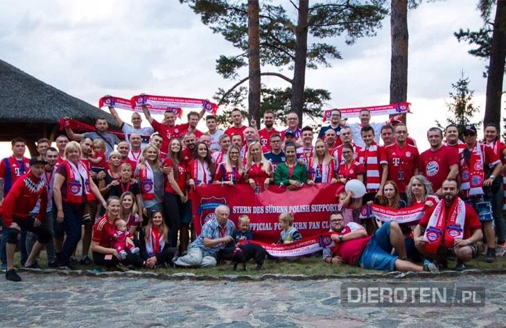 """V Ogólnopolski Zlot Członków Fanklubu """"Stern des Südens Polish Supporters"""""""