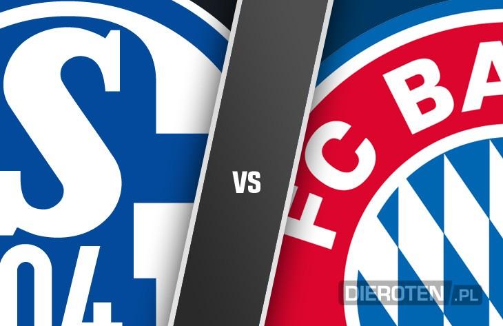 Szlagierowy pojedynek: Bayern jedzie do Gelsenkirchen