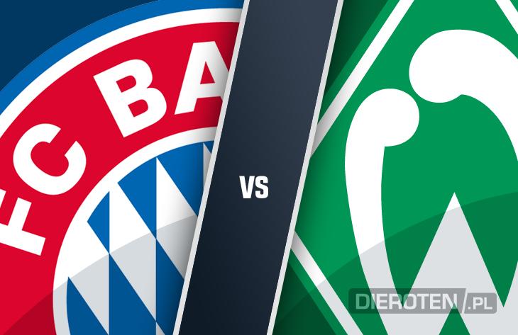 W drodze po mistrzostwo: Bayern podejmuje Werder