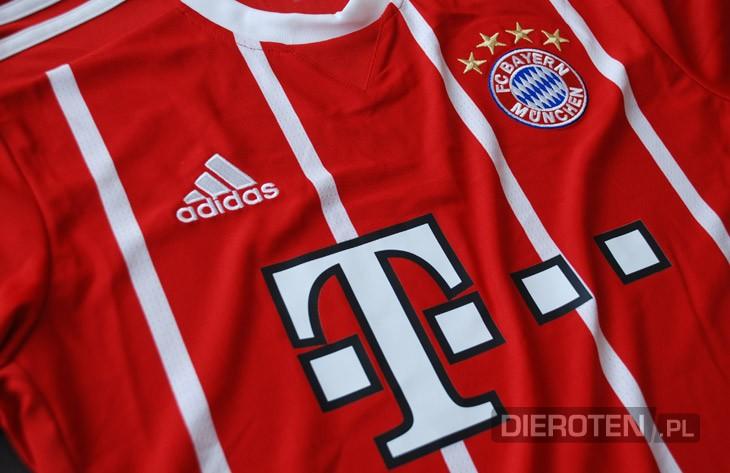Oryginalne koszulki Bayernu od DieRoten.PL - start!