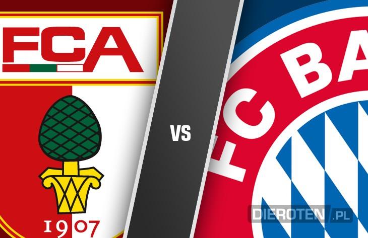 Derby Bawarii: Bayern z wizytą w Augsburgu