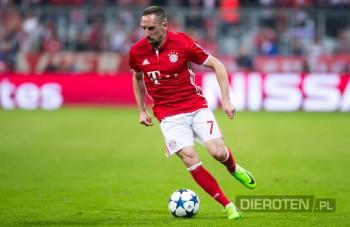 Z kamerą w domu Ribery'ego: Franck szykuje następcę