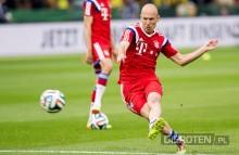 Robben: Wyścig o tytuł? To dobrze