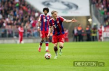 Schweinsteiger: Bayern zostanie mistrzem Niemiec
