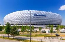 4 spotkania Euro 2020 na Allianz Arenie!