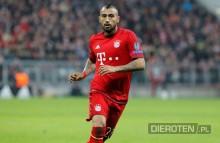 Vidal ukarany grzywną | Lipsk obserwował Daviesa