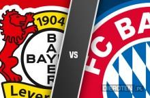 Bayer Leverkusen vs Bayern Monachium - typy, kursy i zakłady