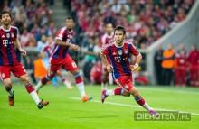Kicker: Bernat od początku z Werderem
